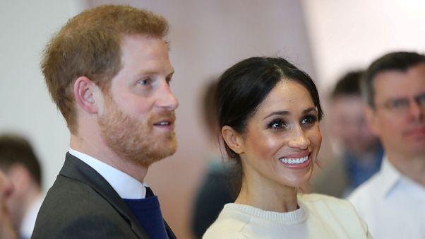 Βρετανία: Ο Χάρι, η Μέγκαν και τα γαμήλια λουλούδια
