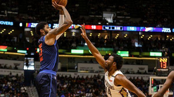 NBA: Σπουδαία εκτός έδρας νίκη της Οκλαχόμα