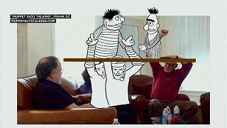 Muppet Show'un yaratıcıları belgeselde buluştu