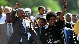 وینی ماندلا، کنشگر بزرگ آفریقای جنوبی درگذشت