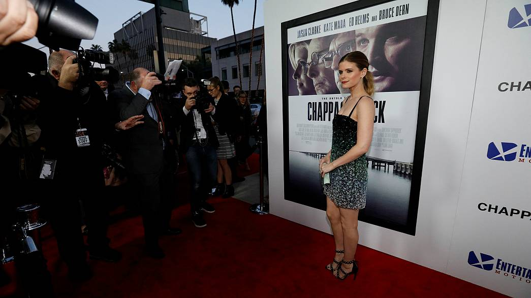 Chappaquiddick filminin galası Kaliforniya'da yapıldı