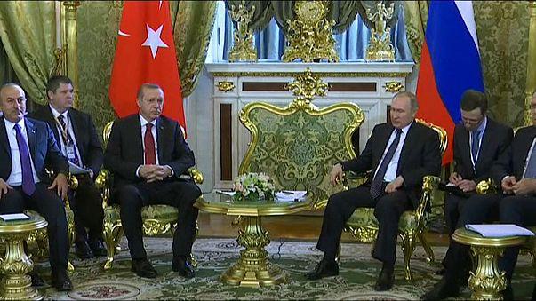 Путин едет в Анкару