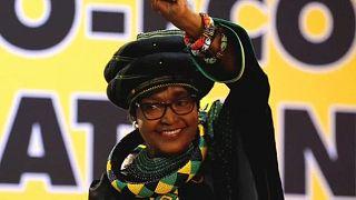 Meghalt az apartheid ellenes mozgalom anyja