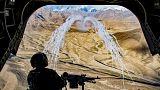 حمله هوایی ارتش افغانستان؛ دستکم ۱۵ عضو گروه طالبان در قندوز کشته شدند