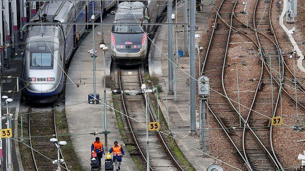 SNCF : un mardi noir dans les gares