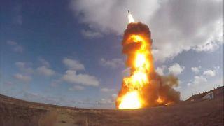 Russland testet erneuerte Flugabwehrrakete