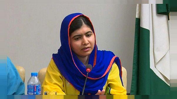 Malala torna in Gran Bretagna