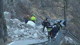 Italien: Felssturz tötet Schweizer Touristenpaar