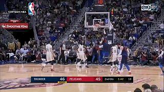 Westbrook dá novo fôlego aos Thunder