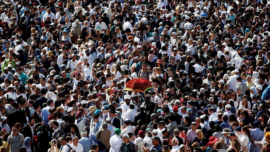 Kudüs'te Hamursuz Bayramı