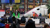 يوم أسود في قطاع النقل بالسكك الحديدية في فرنسا