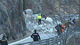 İtalya-İsviçre sınırında heyelan 2 can aldı