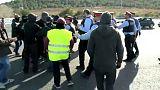La Fiscalía anuncia acciones penales por las últimas protestas en Cataluña