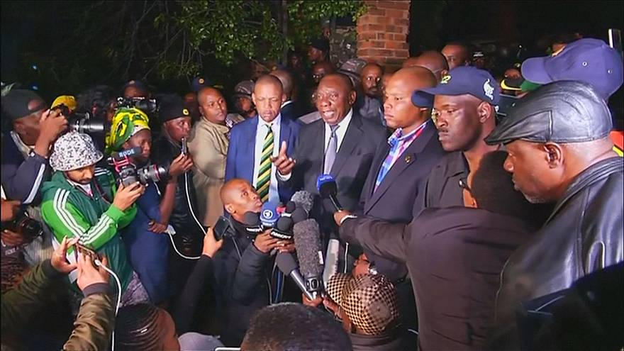 State funeral for Winnie Mandela