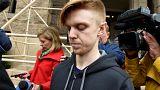 Sortie de prison jeune chauffard Ethan Couch aux Etats-Unis.