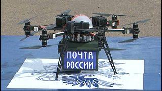 طائرة روسية بدون طيار