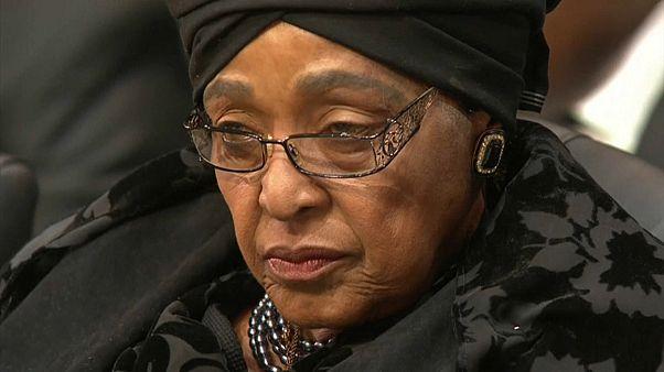 В ЮАР скорбят о кончине Винни Манделы