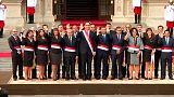 Vizcarra apuesta por un gobierno técnico en Perú