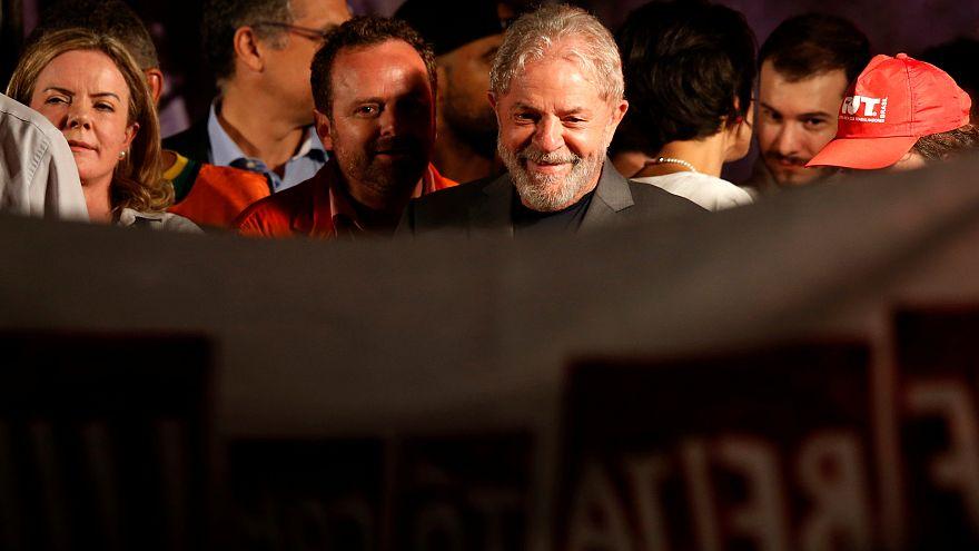 "Lula da Silva: ""Só quero que se faça justiça"""