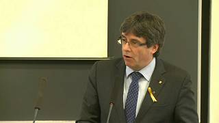 German prosecutor files extradition application for Puigdemont