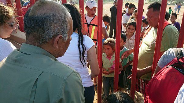 La caravana de migrantes que enfurece a Trump e incomoda a México