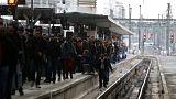 Γαλλία: Χωρίς σιδηροδρόμους λόγω απεργίας