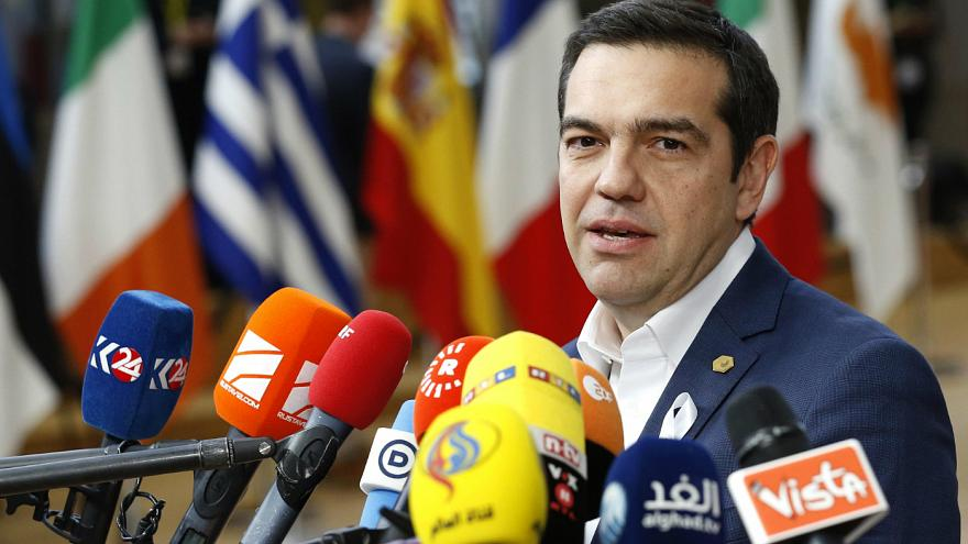 Yunanistan Başbakanı Çipras: Türkiye 'sonuçsuz taktiklerine' son vermeli