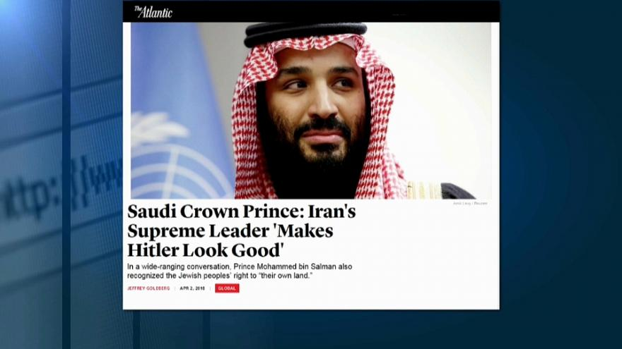El guiño saudí a Israel