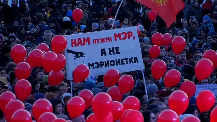 Отмена прямых выборов мэра в Екатеринбурге