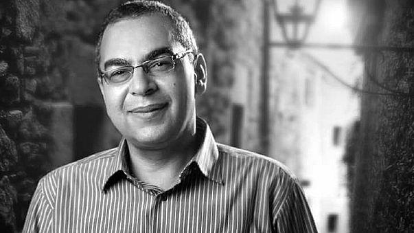 المؤلف والطبيب المصري أحمد خالد توفيق