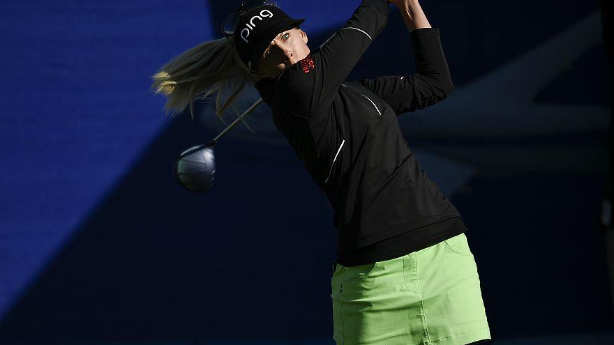 Lindberg nyerte a Ladies Golf Major szezonnyitóját