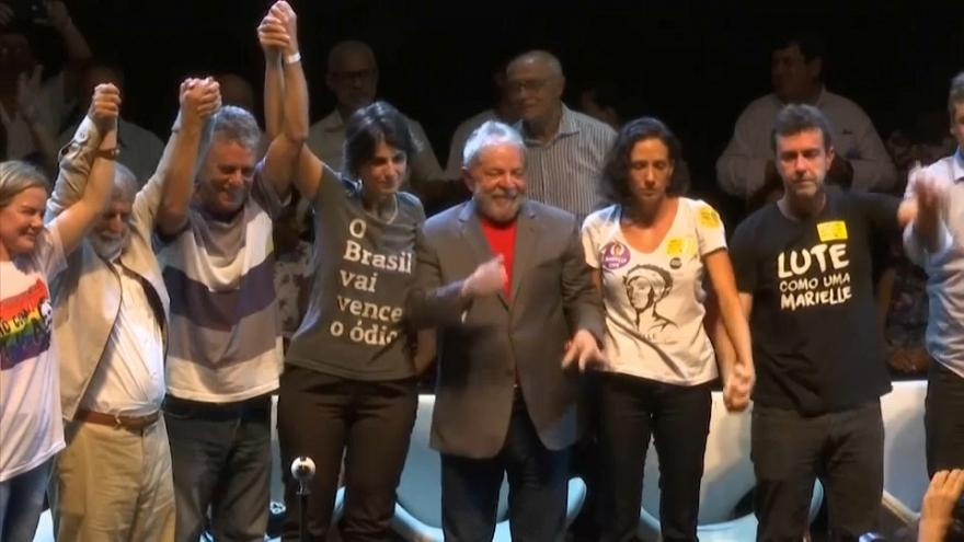 Brésil : J - 2 avant un jugement crucial pour Lula