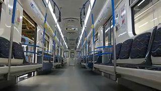 Nincs több elfüstölő, ősrégi szerelvény a budapesti 3-as metró vonalán