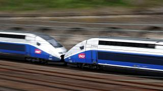 السكك الحديد في فرنسا