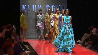 Designs from South African label KLuK CGDT