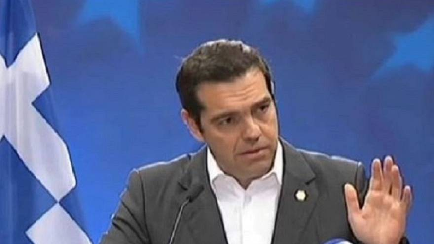 """Tsipras: """"Rettungsmarathon beenden"""" – Zeit für einen Schuldenschnitt?"""