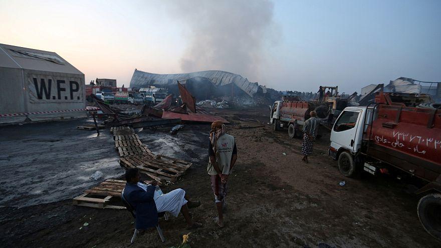 ONU pede 2,4 mil milhões de euros para ajuda de emergência no país