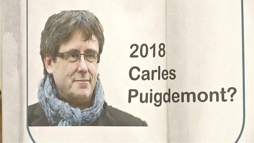 Almanya'da savcılık Puigdemont'un iadesi için adımı attı
