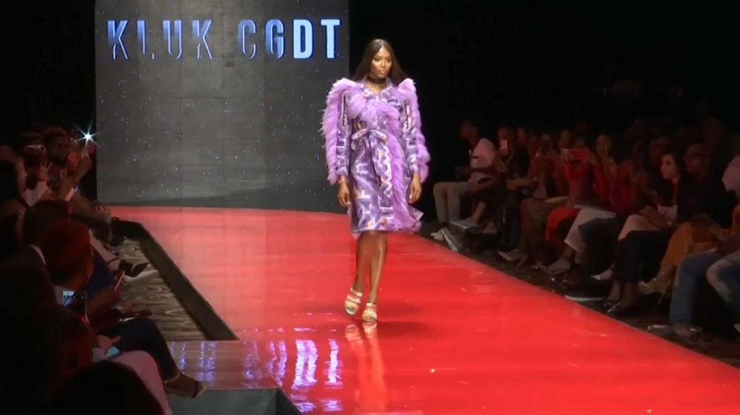 Semana da Moda ARISE mostra talento africano