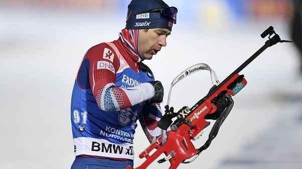 Biathlon: Bjoerndalen dice basta