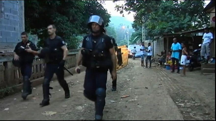 Mayotte: Protest gegen Einwanderer