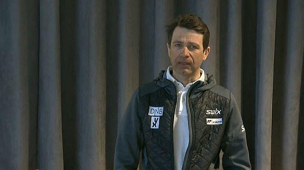 Biatleta Ole Einar Bjørndalen anuncia fim de carreira