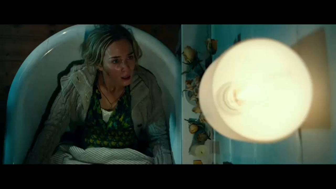 """A Quiet Place"": Ein stiller Horrorthriller"