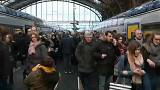 Francia vasutassztrájk, első nap