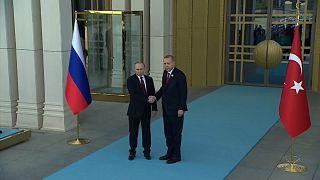 Erdoğan ve Putin Akkuyu'nun temelini attı