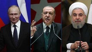 Ο ρόλος της Ε.Ε. στη Συρία