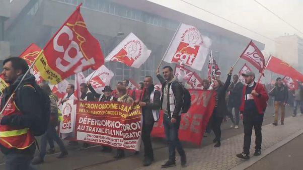Frankreich: Streikwelle rollt - Bahn steht