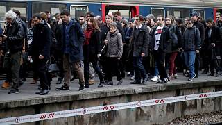 """Schwarzer Dienstag in Paris: """"Wir werden als Geiseln genommen!"""""""