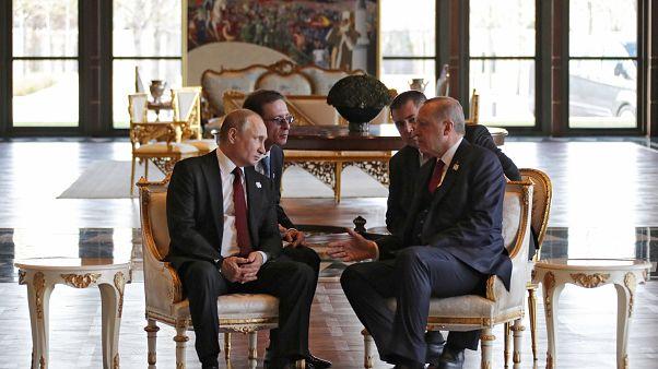 Poutine-Erdogan : la lune de miel