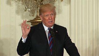 ترامب: أنفقنا سبعة تريليونات دولار على الشرق الأوسط .. وأريد الخروج من سوريا